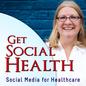 social media for healthcare