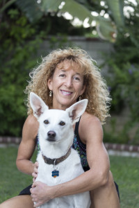 Lisa Dougherty & Lucky